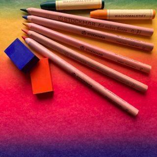 Mal-und Zeichnungsfarben